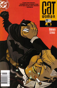 Cover Thumbnail for Catwoman (DC, 2002 series) #22