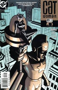 Cover Thumbnail for Catwoman (DC, 2002 series) #23 [Direct Sales]