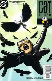 Cover Thumbnail for Catwoman (DC, 2002 series) #24 [Direct Sales]