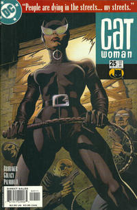 Cover Thumbnail for Catwoman (DC, 2002 series) #25