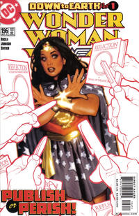 Cover Thumbnail for Wonder Woman (DC, 1987 series) #196