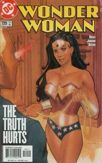Cover for Wonder Woman (DC, 1987 series) #199
