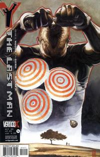 Cover Thumbnail for Y: The Last Man (DC, 2002 series) #14