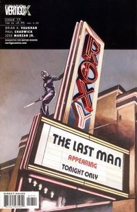 Cover Thumbnail for Y: The Last Man (DC, 2002 series) #17