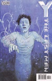 Cover for Y: The Last Man (DC, 2002 series) #20
