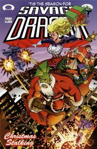 Cover for Savage Dragon (Image, 1993 series) #106