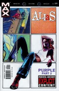 Cover Thumbnail for Alias (Marvel, 2001 series) #25