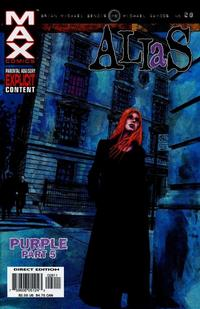 Cover Thumbnail for Alias (Marvel, 2001 series) #28