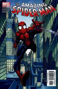 Cover Thumbnail for The Amazing Spider-Man (Marvel, 1999 series) #53 (494)