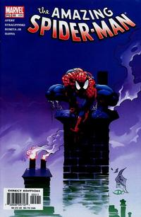 Cover Thumbnail for The Amazing Spider-Man (Marvel, 1999 series) #55 (496) [Direct Edition]