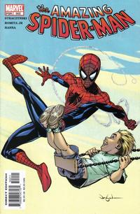 Cover Thumbnail for The Amazing Spider-Man (Marvel, 1999 series) #502 [Direct Edition]