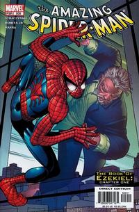Cover for The Amazing Spider-Man (Marvel, 1999 series) #506 [Direct Edition]