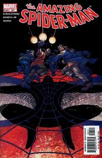 Cover Thumbnail for The Amazing Spider-Man (Marvel, 1999 series) #507 [Direct Edition]