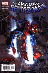 Cover Thumbnail for The Amazing Spider-Man (Marvel, 1999 series) #508 [Direct Edition]