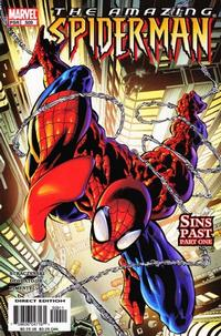 Cover Thumbnail for The Amazing Spider-Man (Marvel, 1999 series) #509 [Direct Edition]
