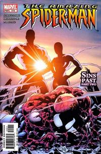 Cover for The Amazing Spider-Man (Marvel, 1999 series) #510 [Direct Edition]
