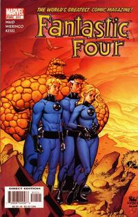 Cover Thumbnail for Fantastic Four (Marvel, 1998 series) #511 [Direct Edition]