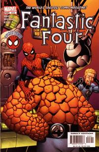 Cover Thumbnail for Fantastic Four (Marvel, 1998 series) #513 [Direct Edition]