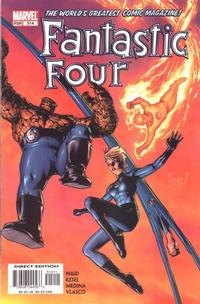 Cover Thumbnail for Fantastic Four (Marvel, 1998 series) #514 [Direct Edition]