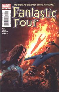 Cover Thumbnail for Fantastic Four (Marvel, 1998 series) #515 [Direct Edition]