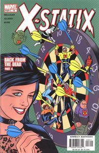 Cover Thumbnail for X-Statix (Marvel, 2002 series) #16