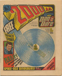 Cover Thumbnail for 2000 AD (IPC, 1977 series) #1