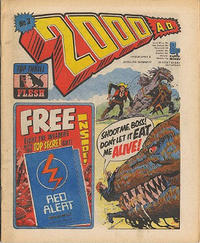 Cover for 2000 AD (IPC, 1977 series) #3
