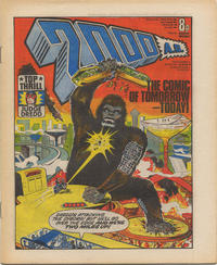 Cover Thumbnail for 2000 AD (IPC, 1977 series) #5