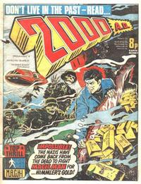 Cover Thumbnail for 2000 AD (IPC, 1977 series) #6