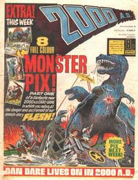 Cover Thumbnail for 2000 AD (IPC, 1977 series) #8