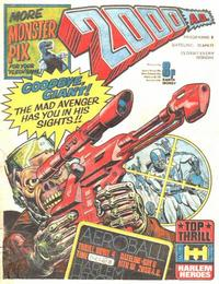 Cover Thumbnail for 2000 AD (IPC, 1977 series) #9