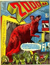 Cover Thumbnail for 2000 AD (IPC, 1977 series) #17