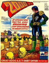 Cover Thumbnail for 2000 AD (IPC, 1977 series) #18