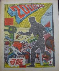 Cover Thumbnail for 2000 AD (IPC, 1977 series) #20