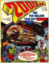 Cover Thumbnail for 2000 AD (IPC, 1977 series) #21