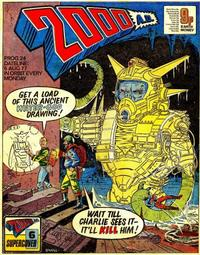 Cover Thumbnail for 2000 AD (IPC, 1977 series) #24