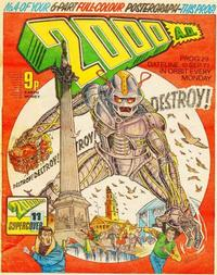 Cover Thumbnail for 2000 AD (IPC, 1977 series) #29