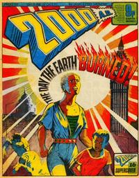 Cover Thumbnail for 2000 AD (IPC, 1977 series) #34