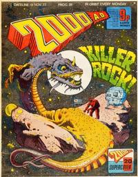 Cover Thumbnail for 2000 AD (IPC, 1977 series) #38