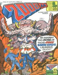 Cover Thumbnail for 2000 AD (IPC, 1977 series) #41