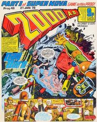 Cover Thumbnail for 2000 AD (IPC, 1977 series) #48