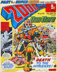 Cover Thumbnail for 2000 AD (IPC, 1977 series) #49