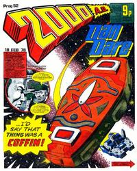 Cover Thumbnail for 2000 AD (IPC, 1977 series) #52