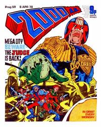 Cover Thumbnail for 2000 AD (IPC, 1977 series) #59