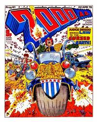Cover Thumbnail for 2000 AD (IPC, 1977 series) #61