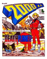 Cover Thumbnail for 2000 AD (IPC, 1977 series) #62