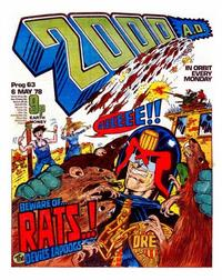 Cover Thumbnail for 2000 AD (IPC, 1977 series) #63