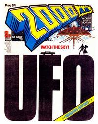 Cover Thumbnail for 2000 AD (IPC, 1977 series) #64