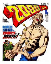 Cover Thumbnail for 2000 AD (IPC, 1977 series) #67