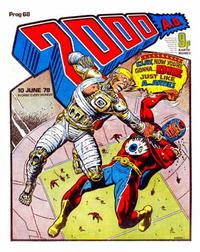 Cover Thumbnail for 2000 AD (IPC, 1977 series) #68